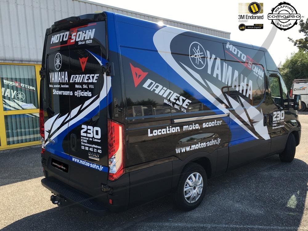 IVECO Yamaha