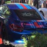 Porsche Cayman GT4 Martini