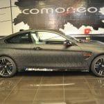 BMW M4 CAMO